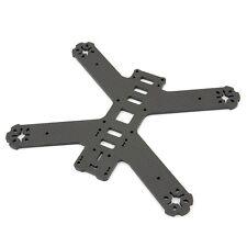 """Lumenier QAV210 4mm Carbon Fiber Main """"Unibody"""" Frame Plate 4164"""