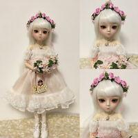 1/4 BJD Doll 45cm Girl Doll Free Face Make up Replaceable Eyes Full Set Dolls