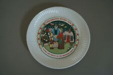 "Wedgwood ""Children's Story 1976 - Hansel and Gretel"" plate 6 inches Free Sh"
