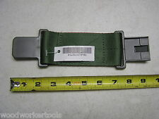 "Military Web Belt 6""  Extender Web Belt Extension Olive Drab Duckbill Buckle New"