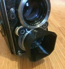 Pare soleil Rolleiflex 2.8F 2.8C 2.8D 2.8E 2.8GX 2.8FX 2.8 TELE lens hood BayIII