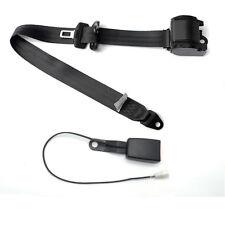 Universal Automatik 3-Punkt Kfz Sicherheitsgurt Gurtpeitsche Gurt +Signalkabel