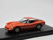 AutoCult 05009 1965 Bizzarrini 1900 GT Europa Sportwagen Italien 1/43