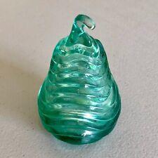 Fenton Glass Pear