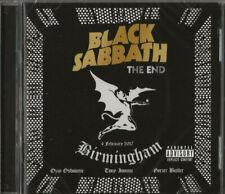 Black Sabbath | Doppel CD | The End-Live In Birmingham (2017)| NEU!!!
