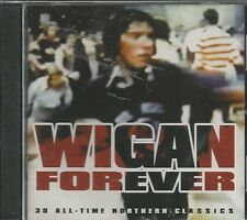 WIGAN FOREVER - CD - Brand New