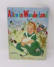 Alice in Wonderland Illustrated by Marjorie Torrey HB Random House picture book