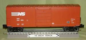 Lionel 23052 Norfolk Southern NS High-Cube Boxcar # SOU 526038 O/027 ga 2019
