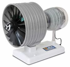 NEW Haynes Build Your Own Jet Engine Working Two Spool Turbofan Jet Engine Model