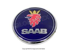 Saab 9-3 Sedan (2003-2007) Trunk Emblem Genuine
