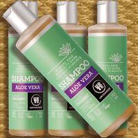 Urtekram Shampoo Aloe Vera normales Haar 250ml Naturkosmetik vegan silikonfrei