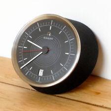 Omega design Truncated Rocket Line orologio desk table clock montre uhr 60s 70s