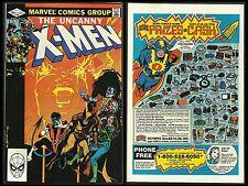 UNCANNY X-MEN #159 NM+ (Marvel 1982) STORM Becomes DRACULA'S BRIDE CGC IT!