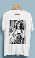Vintage Janis Joplin Rock Band Gildan Tshirt Size S M L XL 2XL