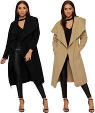 Manteaux et vestes trench-coats, impers marrons en polyester pour femme
