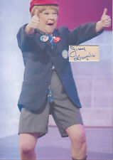 JIMMY KRANKIE Signed 12x8 Photo Display FAN-DABI-DOZI COA