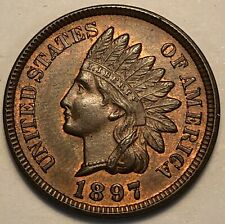1897 Indian Head Cent.