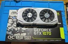 New listing Asus GeForce Gtx 1070 8Gb Gddr5 Graphics Card (Dualgtx1070O8G)