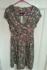 Revival,1950s style floral dress.Size 12.Great condition.