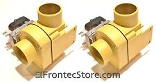 "2 x  2"" Drain Valves - Part # 20151400 - Fit For / Replace IPSO 209/00256/00"