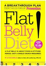 Prevention's Flat Belly Diet By Liz Vaccariello Cynthia Sass