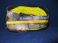 4 Metre car vehicle tow rope 2 tonne