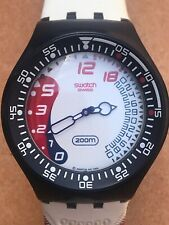 SWATCH Scuba Diver's Watch Complet Jelly WATER