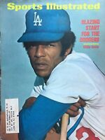 SPORTS ILLUSTRATED - MAY 1, 1972 - WILLIE DAVIS, LA DODGERS ON COVER