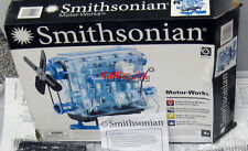 SMITHSONIAN Motor-Works 4 Cylinder Engine Working Model, New other (see details)