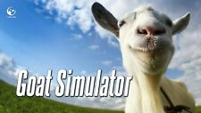 Goat simulator game (steam key, region free, global)