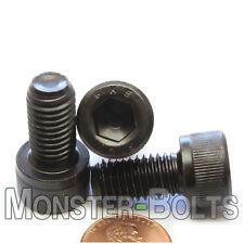 10mm x 1.50 x 20mm - Qty 10 - SOCKET HEAD Cap Screws Black Oxide Class 12.9 M10