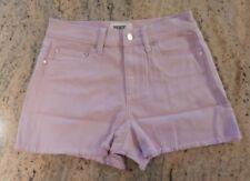 New Victoria's Secret Pink - Lavender Denim Shorts Size 4 ~SHIPS FREE