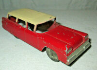 vintage Tootsietoy Ford Country Sedan free shipping