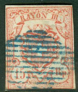 RAYON III   LARGE NUMERALS