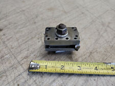 Vintage Craftsman 109 6 Lathe Quick Change 33 Tool Bit Holder No Mfg Mark