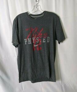 NIKE Mens Medium T-Shirt 72 Phys. Ed