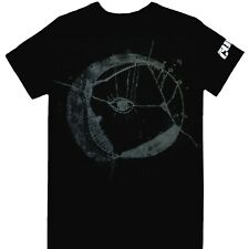 The Cure - Eyemoon Logo 2019  Festivals World Tour Official Licensed T-Shirt