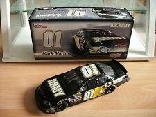"Ginn Nascar 2007 Monte Carlo SS ""US Army"" Mark Martin #01 in Black 1:24 / box"