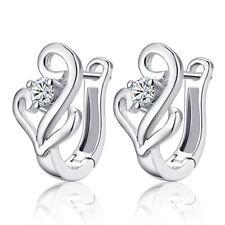Lovely Music Note Stud Earrings Charming Earring Women Jewelry