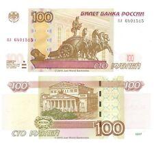 Russia 100 Rubles 1997 (2004) P-270c Banknotes UNC