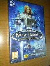 KING'S BOUNTY - THE LEGEND (PC) NUOVO E SIGILLATO
