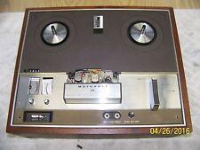 MOTOROLA TR3500 Reel to Reel Tape Recorder Player