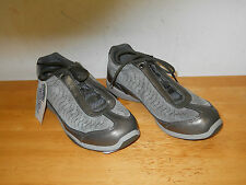 Dr Andrew Weil New Womens Balance II Gray Leather Sneakers 6 M Shoes NWOB