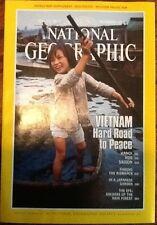 November 1989 National Geographic Vietnam vintage back issue