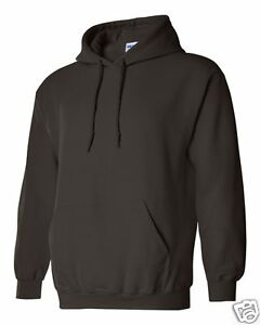 Gildan Heavy Blend Hooded Sweatshirt 18500 S- 2XL Hoodie cotton/polyester