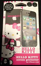 Hello Kitty Screen Protector (Front & Back) Apple IPHONE 4/4S New In Package!!!