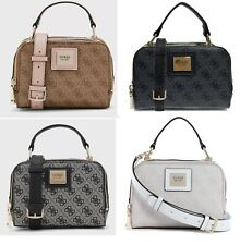 Candace 4G Pattern Top Handle Handbag Crossbody Bags 4 Colors NWT SG766870
