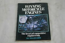 Winning Motorcycle Engines-The Heart of Competitive Engineering- Vic Willoughby