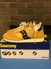 "Saucony Jazz Original Vintage x Sneaker ""Carolina Mustard"" Size 13"