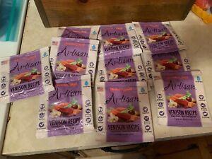 10 grandma lucys Artisan Venison recipe trial packs *free shipping **